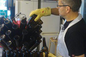 Restauratøren brygger selv øl
